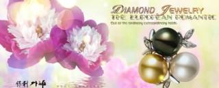 珠寶海報設計素材