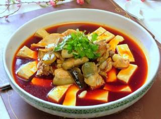 鲶鱼豆腐图片
