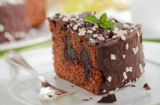 巧克力蛋糕圖片
